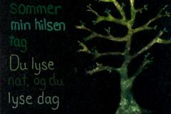 Sommer m lys