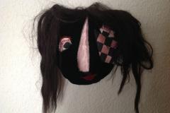 Fadeaway mask